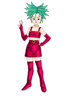 Ultimate Bulla by brolyeuphyfusion9500