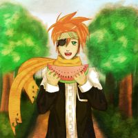 DGM: Lavi by lady-largo