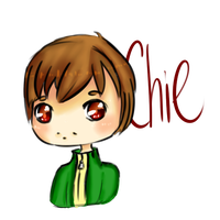 Chie by ThyArousedKitteh