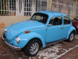 72' Beetle for Luca by Mister-Lou