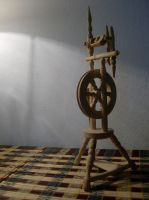 spinning wheel 2 by indeed-stock
