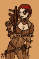Domino by MAROK-ART