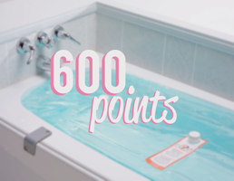 Concurso 600 points by AHTZIRIDIRECTIONER