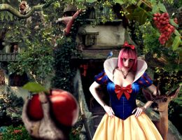 JLZ_I am Snow White by diegotiziani