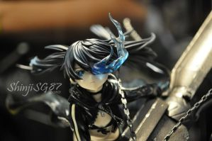 Black Rock Shooter by ShinjiSG87