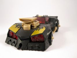 Burning lockdown (Car mode) by scoobsterinc