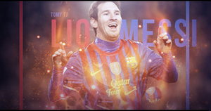 Lio Messi by Tomy-tj