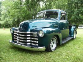 Chevy 3100 by Madame-Fluttershy