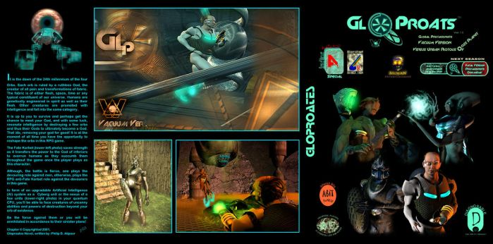Global Protagonists (Overall Story and Game Pack) by phibal12