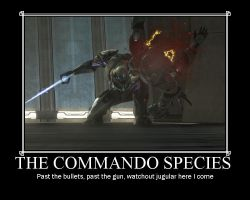 The Commando Species by Ozone51