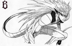 Grimmjow The King by GrimmjawJack