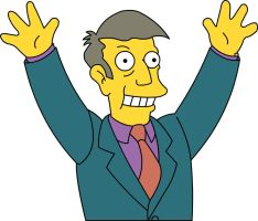 Seymour Skinner 01  Simpsons by frasier-and-niles