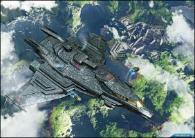 Salvage Recon by dem0n-be