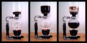 My very cool coffee maker by Liberation09