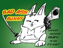 Bad Ass Bunny by Casey383