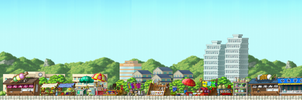 Maplestory Background 6 by BlueTailz