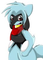 Shell / Shelley The Riolu Again, Again by Zander-The-Artist