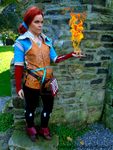 Triss Merigold of Maribor by Butterfly-Hime