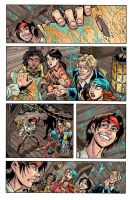 POTC Young Jack Sparrow pg 9 by RossHughes