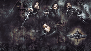 Three Muskeeters wallpaper by AnnVanes