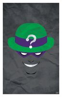 The Riddler by steffers-rose-0622