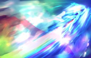 SONIC RAINBOOM 2nd by toryou