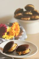 Whoopie Pies by munchinees