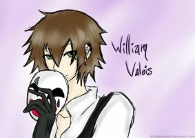 William Valois-Ningyo by LittleLadyPumpkin