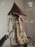 Pyramid Head. The firsts Pictures 5 by RogerPereira