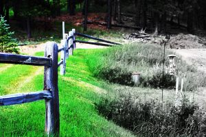 Fence by Cinderpool