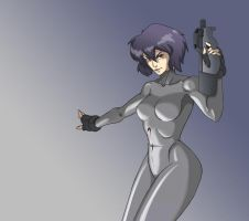 Motoko by jpi45