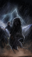 Thunder by Ebbarie