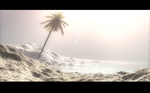 [Unity3D] Lonely Palm by chiefRuben