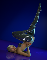 Gynoid 0x46 by TweezeTyne