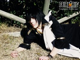 Zeref cosplay 8 by Fallen-san