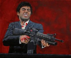 Scarface by solisthe1