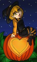 Pumpkin Love by MuseWhimsy