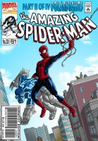 Spiderman Cover by Muenchgesang
