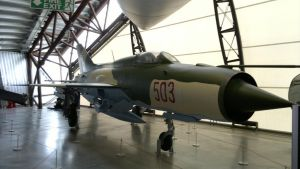 MIG-21 Fishbed by hellbat