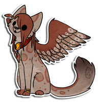 Chibi Commission: Schwalbe by ForeverFrosty