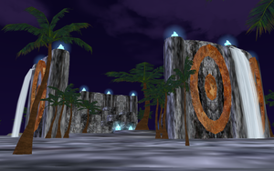Oasis of the Void - Finished 1 by Monarth