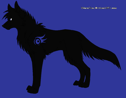 Nightwind Ref by lucidcoyote