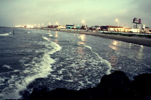 Wavez And Shore by Almost1216
