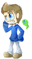 Jacksepticeye [Avalible on Redbubble!] by HunterBookie