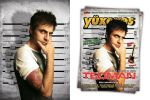 YUXEXES MAGAZINE DESIGN APRIL by kungfuat