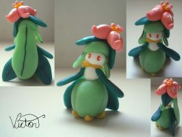 549 Lilligant by VictorCustomizer