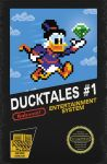 Ducktales 1 - Variant Cover by InfinityWave