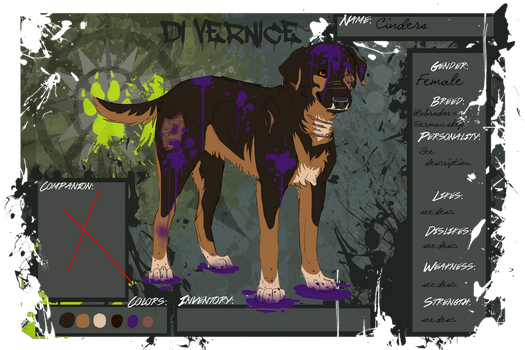 Cinders {MAFIA-DOGS} by northbite