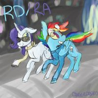 rd / ra by homohorse