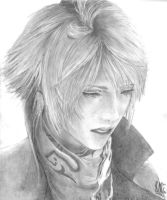 FFXIII: Hope Estheim by lazy-perfs